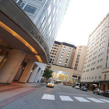 Mayo Clinic in Rochester Minnesota