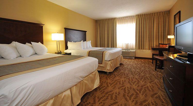 Mini Suite 2 Queens at Kahler Inn & Suites, Rochester