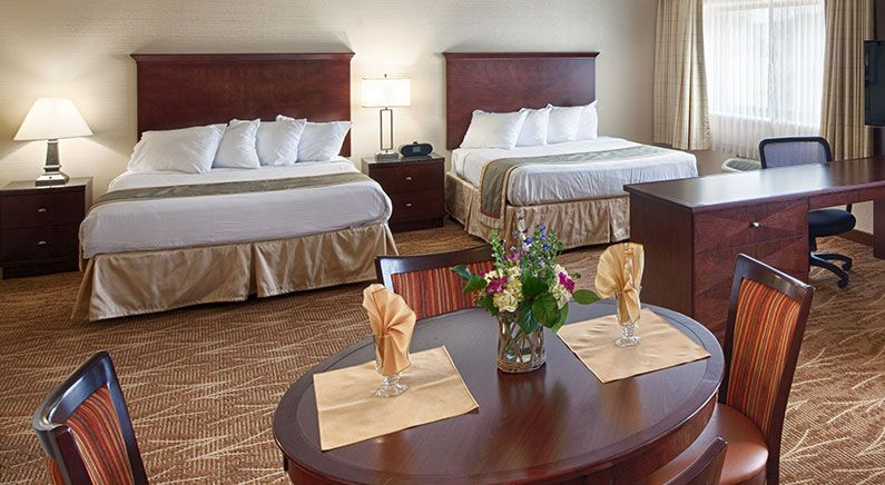 Kahler Inn & Suites, Rochester Minnesota Junior Suite